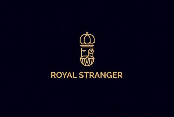 Awesome Brand Identity for Royal Stranger