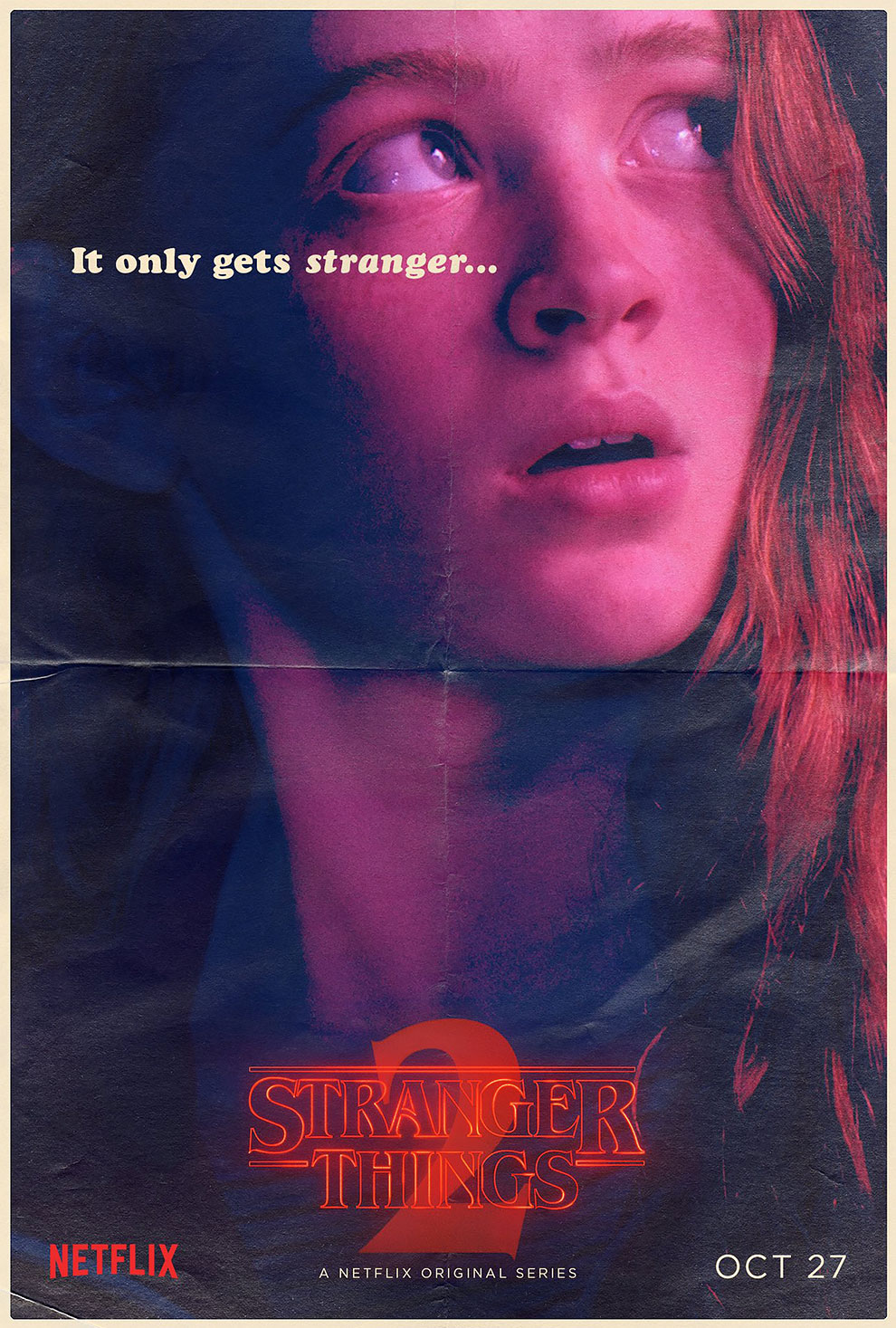 Stranger Things 2 Amazing New Posters