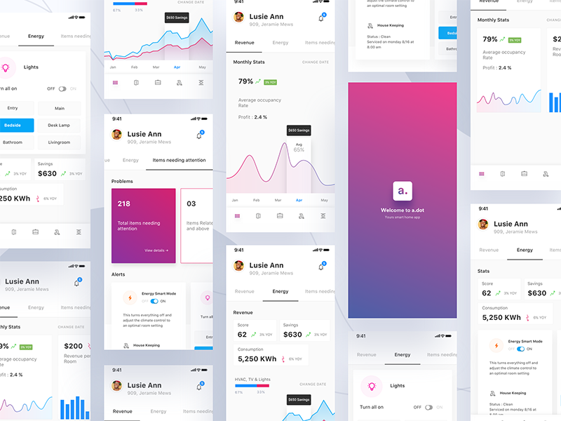 UI/UX Interaction Design – Week 1