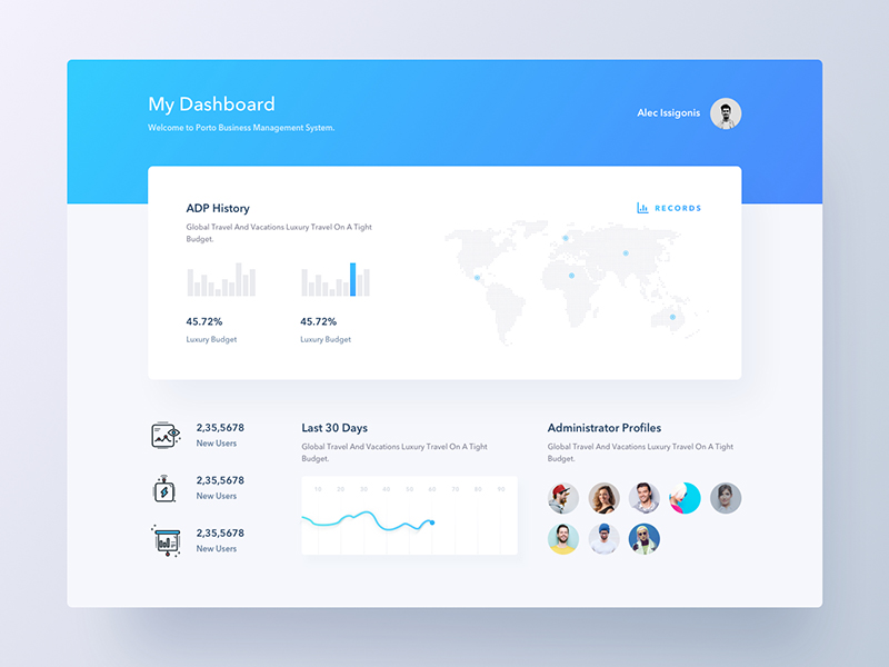 UI/UX Interaction Design
