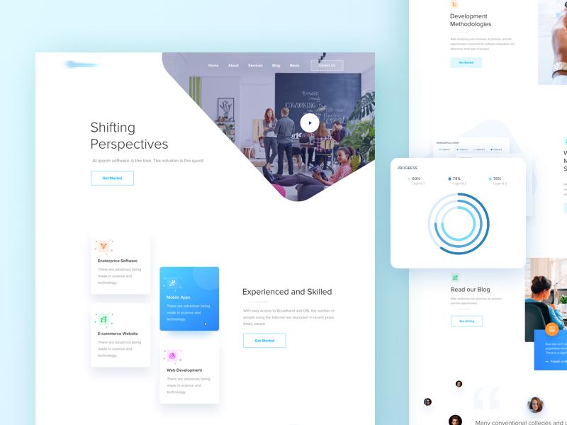 UI/UX Interaction Design