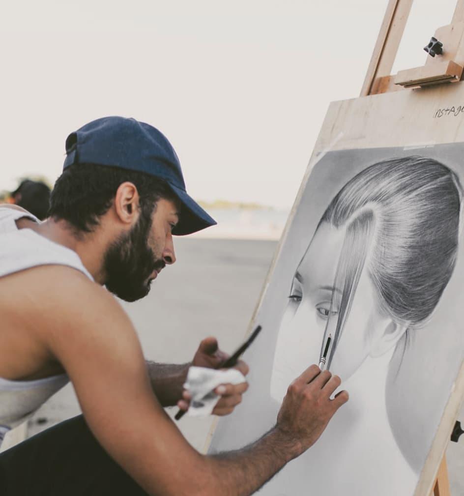 Spectacular Paintings – Week 3