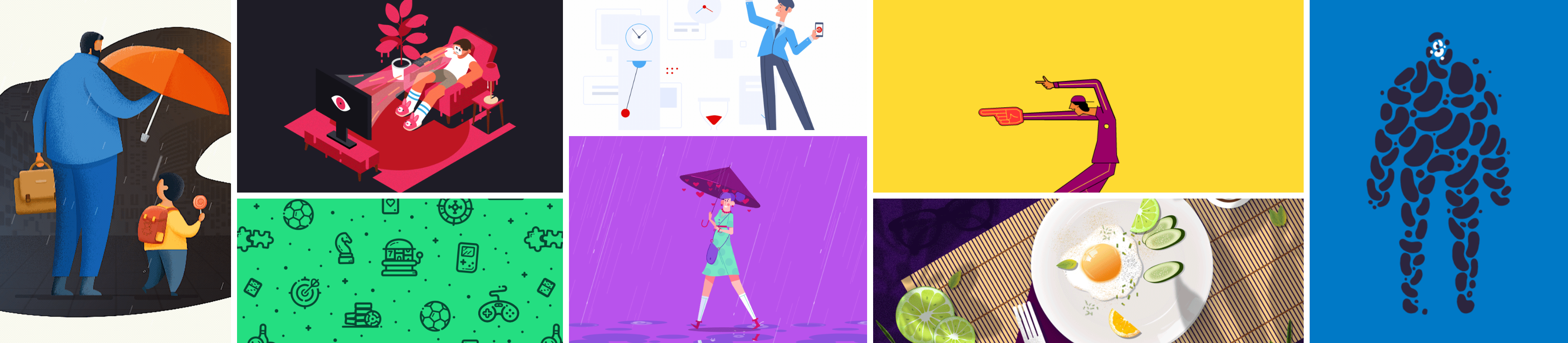 Motion Graphic Inspirations – Week 5