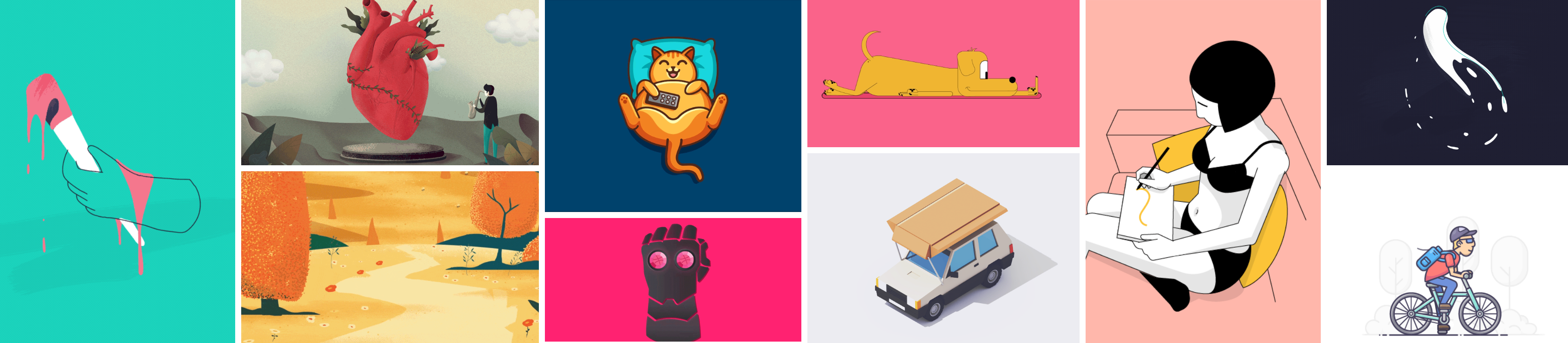 Motion Graphic Inspirations – Week  3