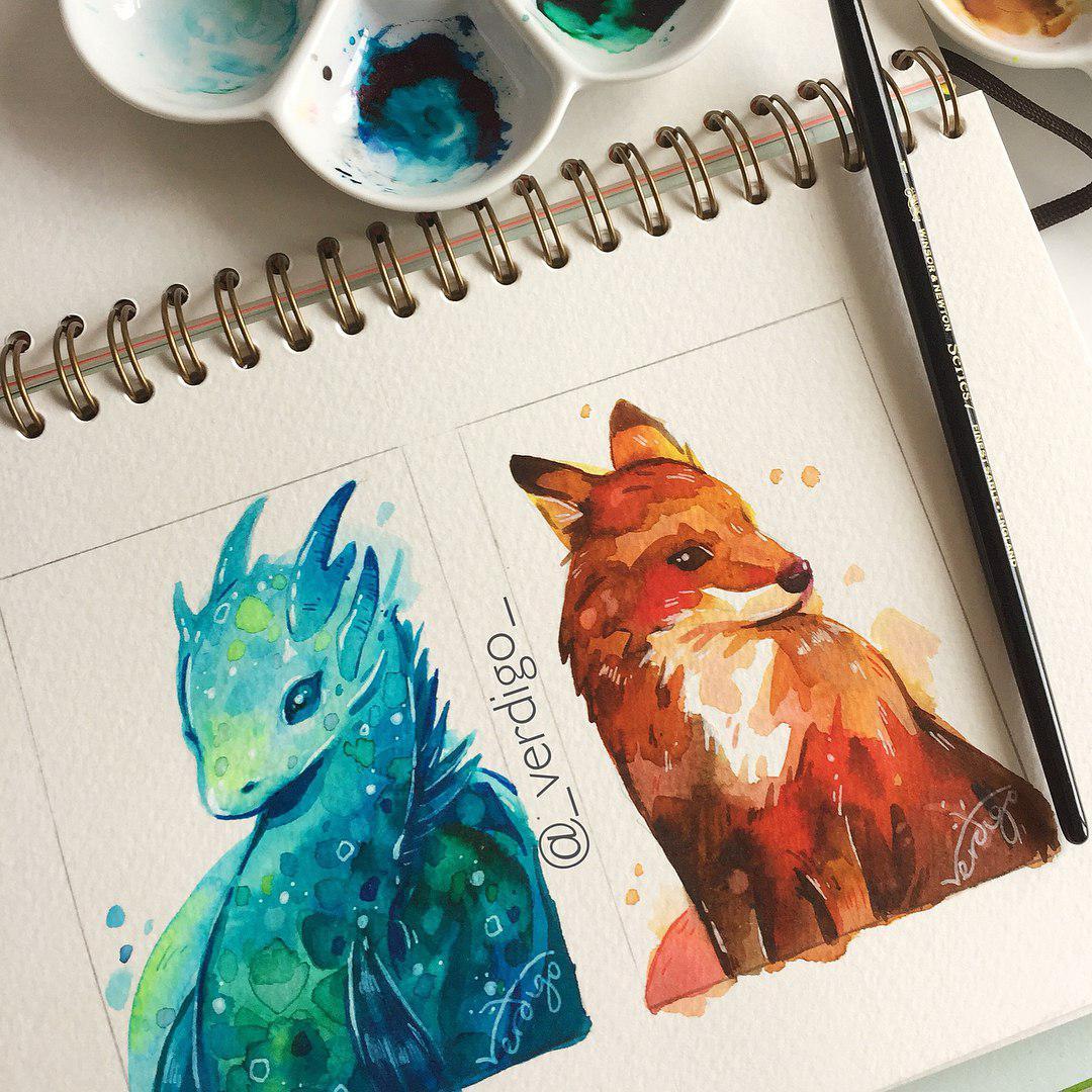 Spectacular Paintings – Week 7