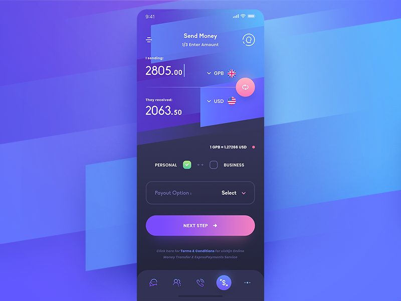 UIUX Interaction Design – Week 8