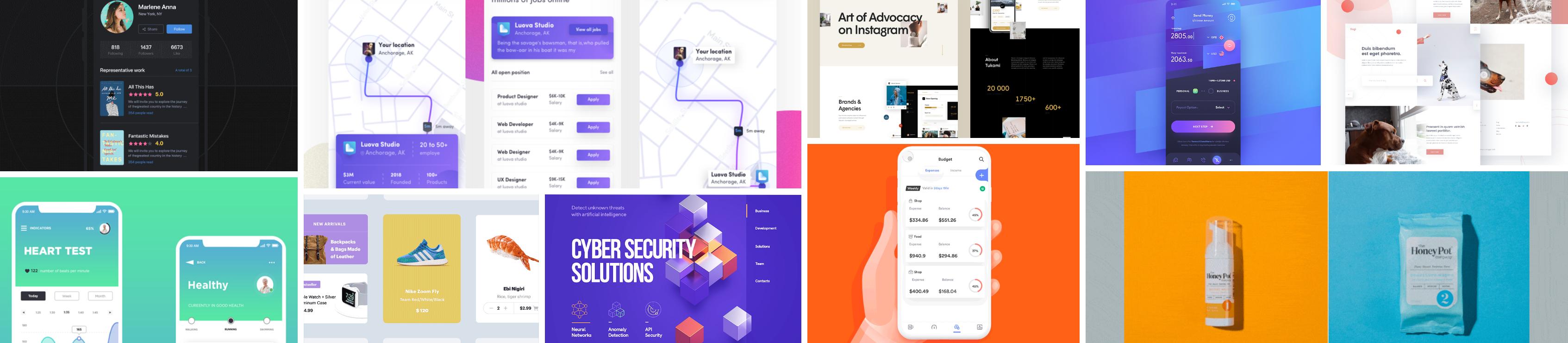 UI/UX Interaction Design – Week 8