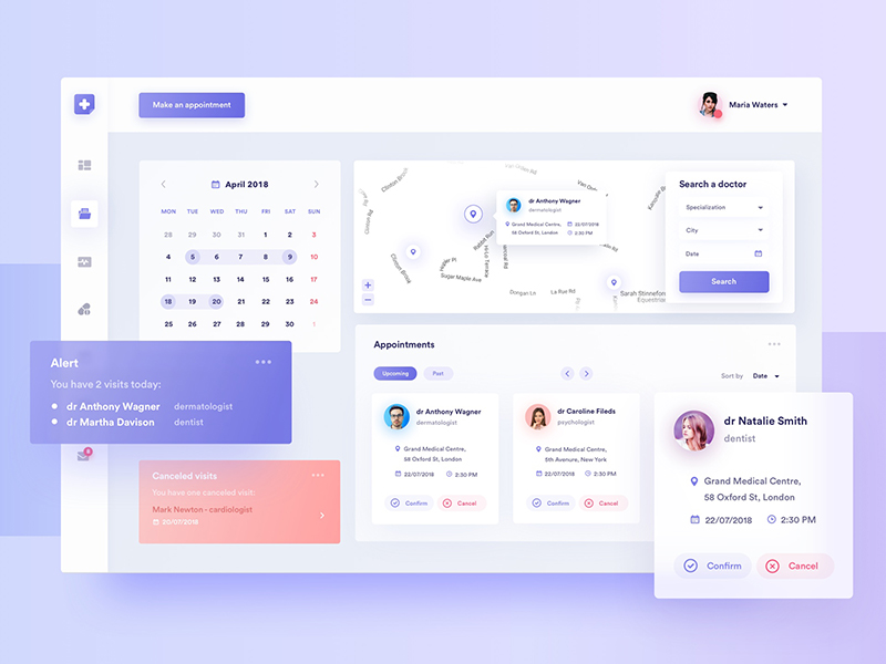 UIUX Interaction Design – Week 9