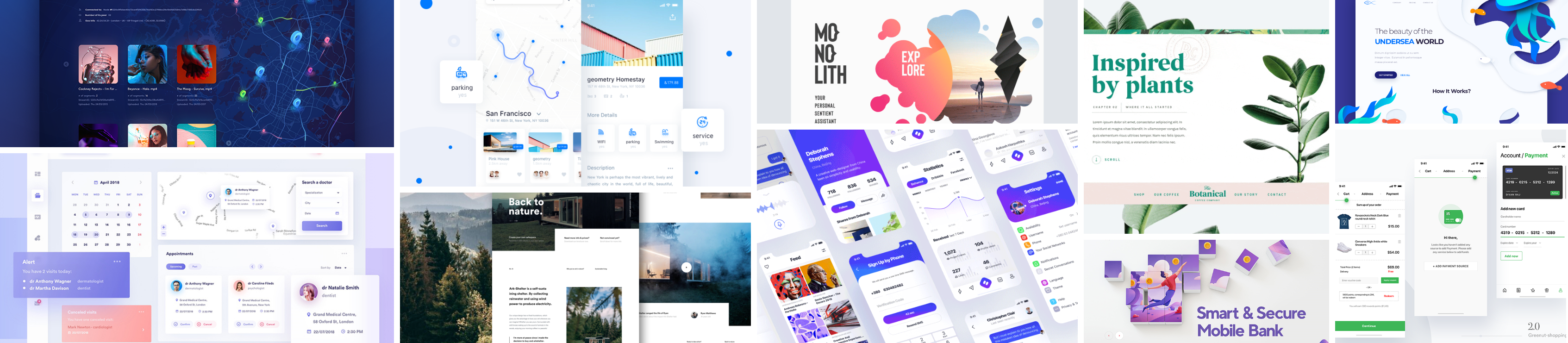 UI/UX Interaction Design – Week 9