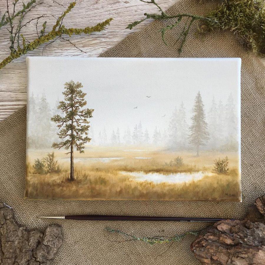 Spectacular Paintings – Week 10