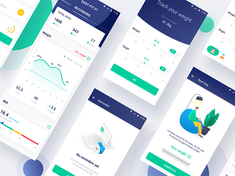 UI/UX Interaction Design – Week 11