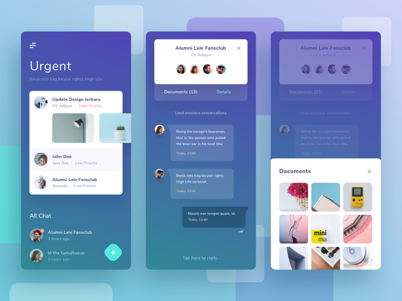 UIUX Interaction Design – Week 12