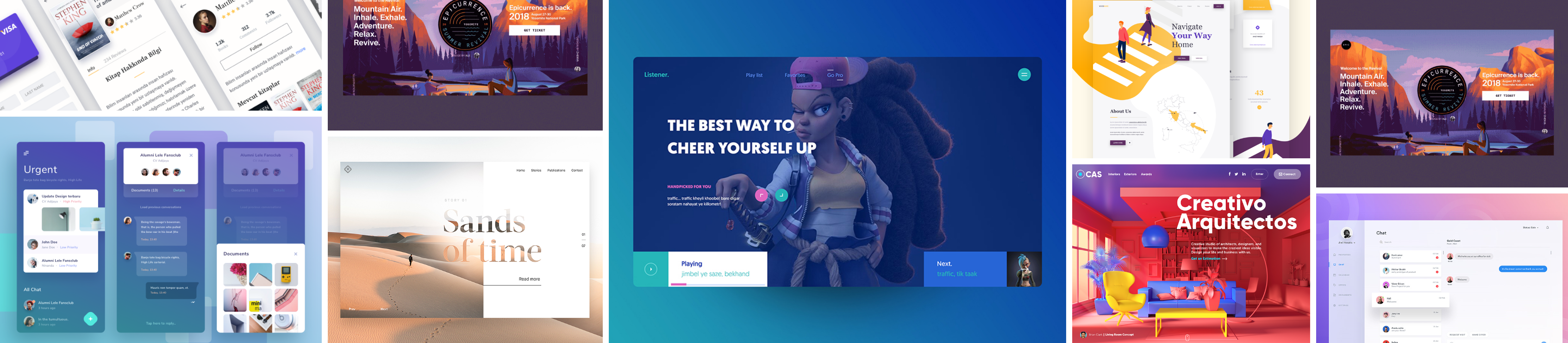 UI/UX Interaction Design – Week 12