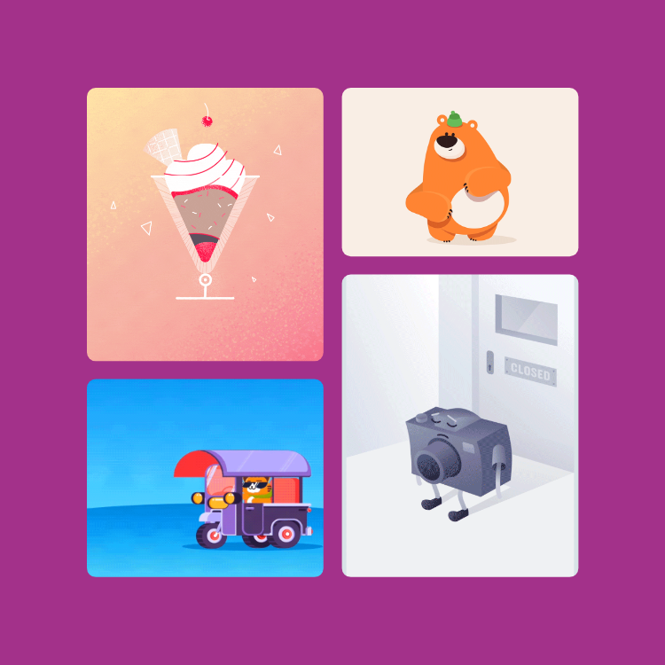 Motion Graphic Inspirations – Week 12