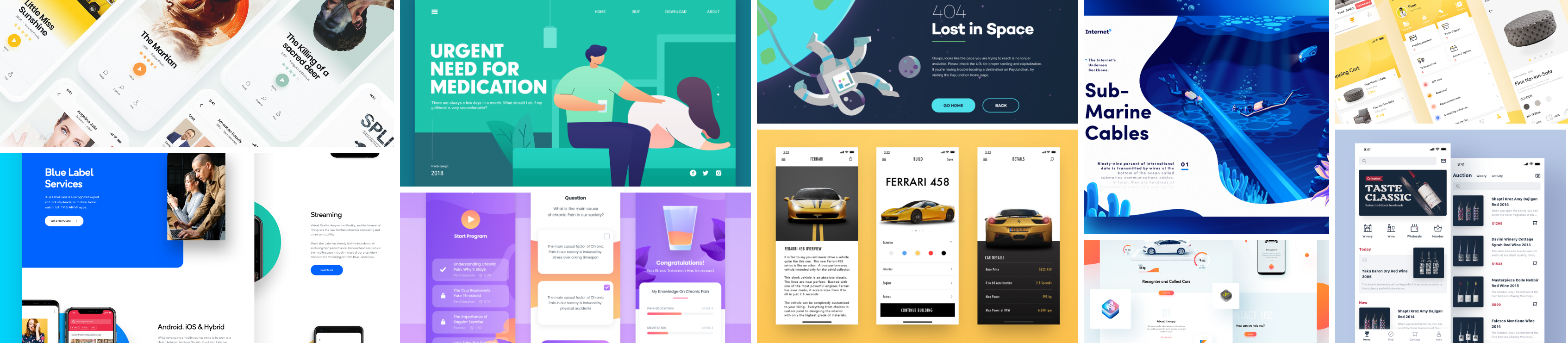 UIUX Interaction Design – Week 23