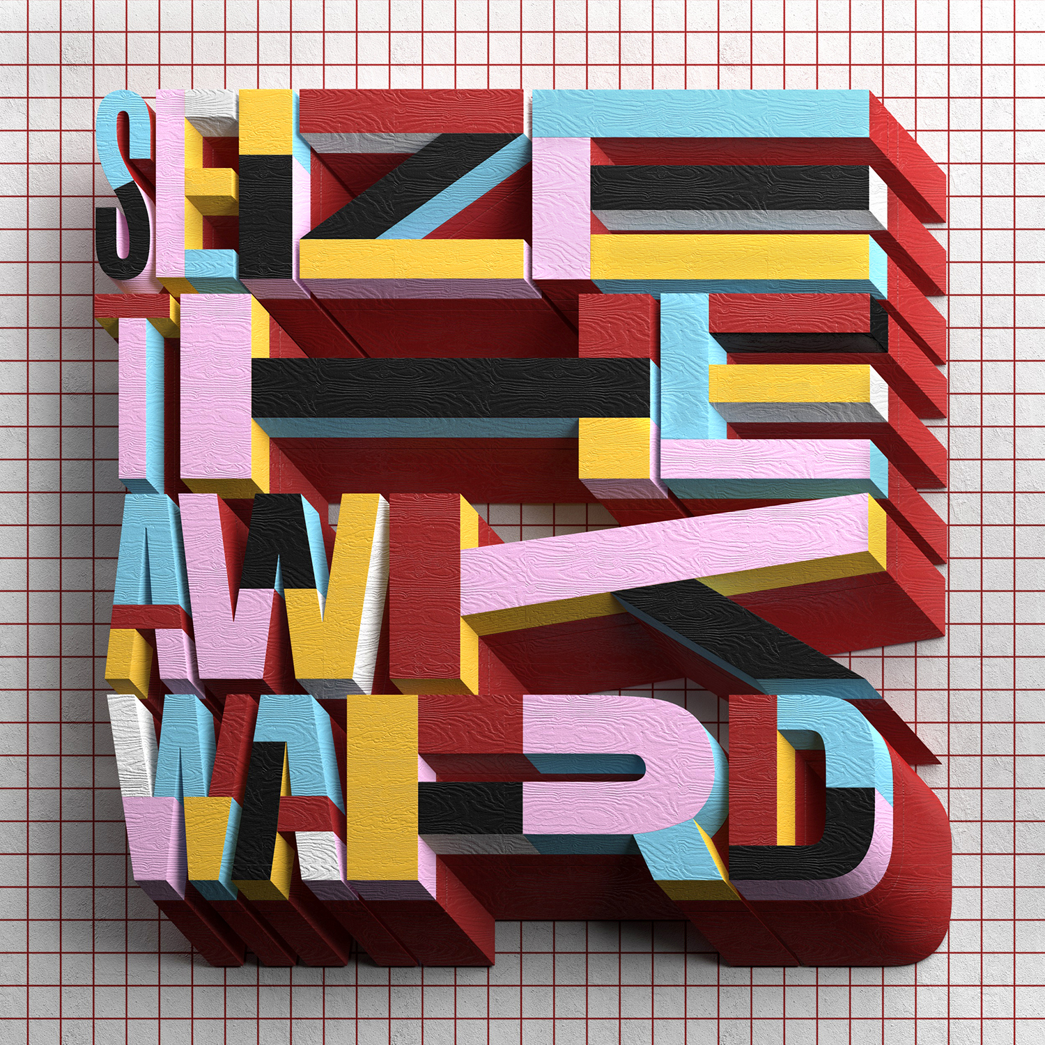 Joyful Typography Design