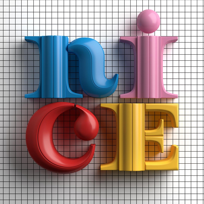 Joyful Typography Design