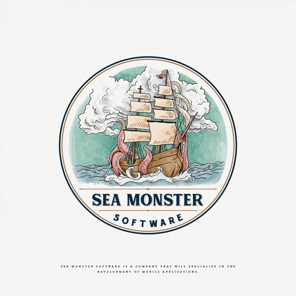 Sea Monster Software logo