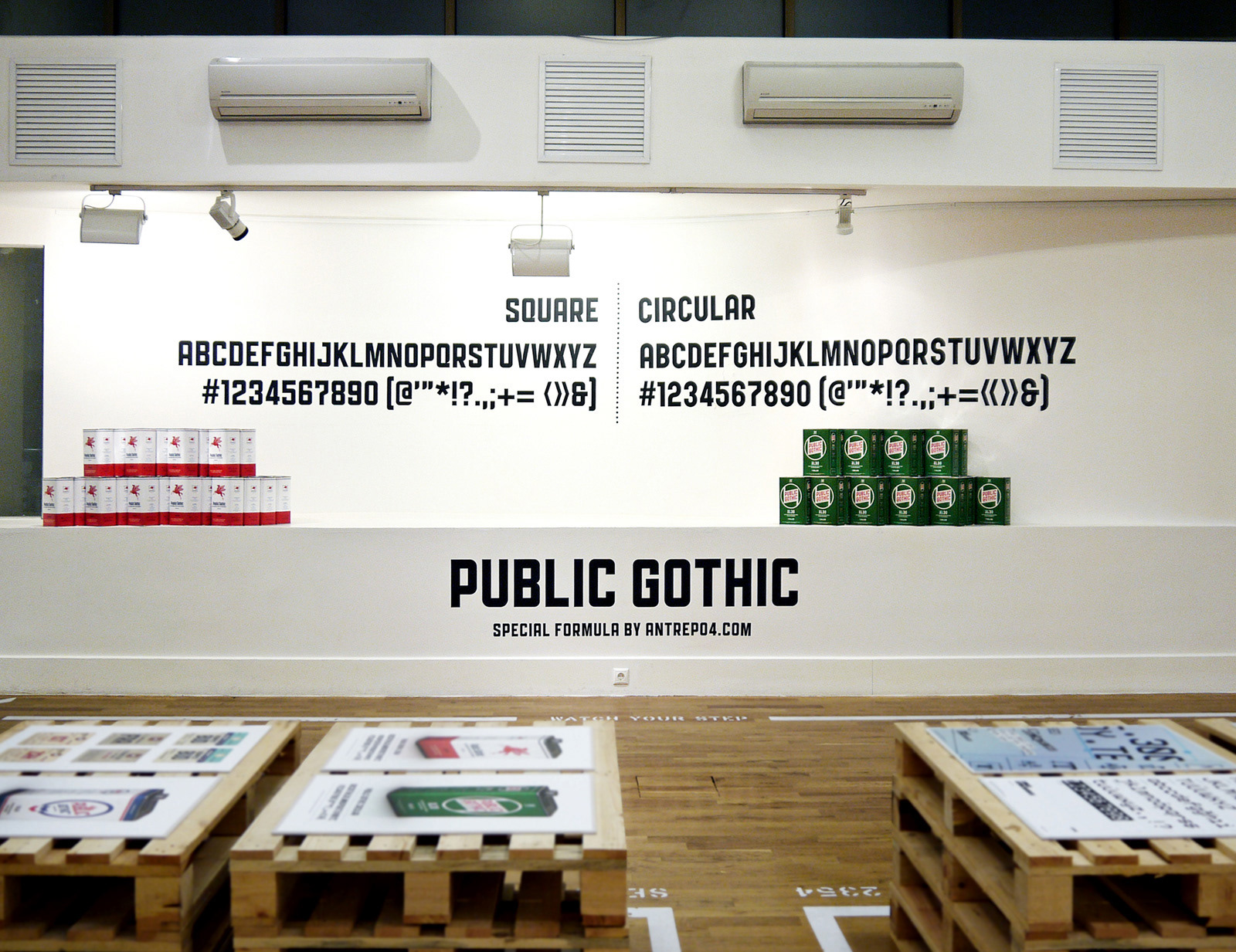 Typography - Packaging and Graphic Design