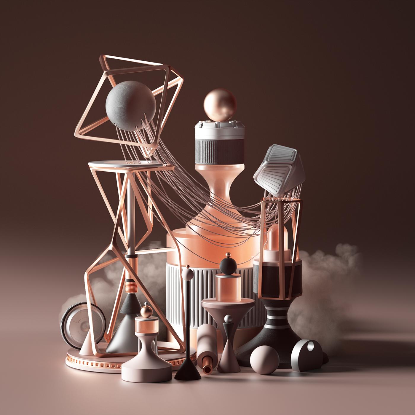 Art Direction and Set Design - Digital Art