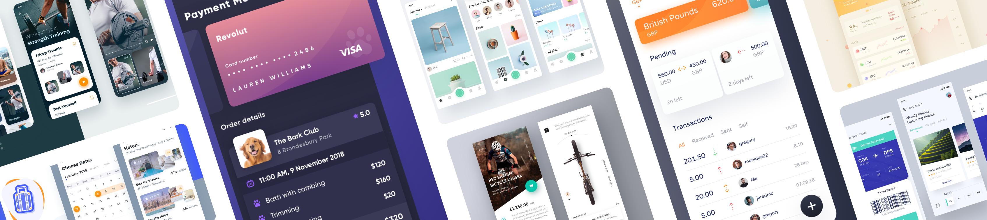 UI Design of the week 1