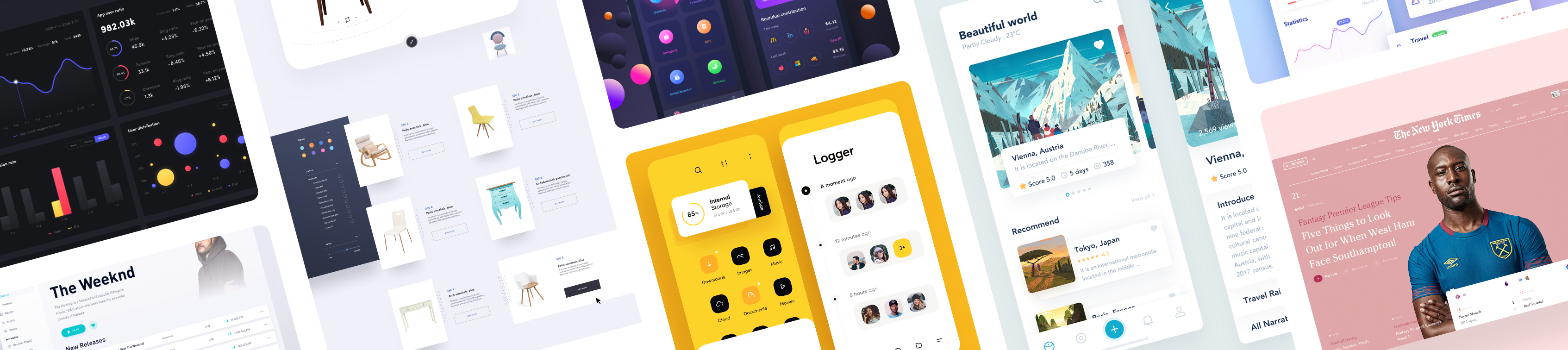 UI Design Inspiration 4