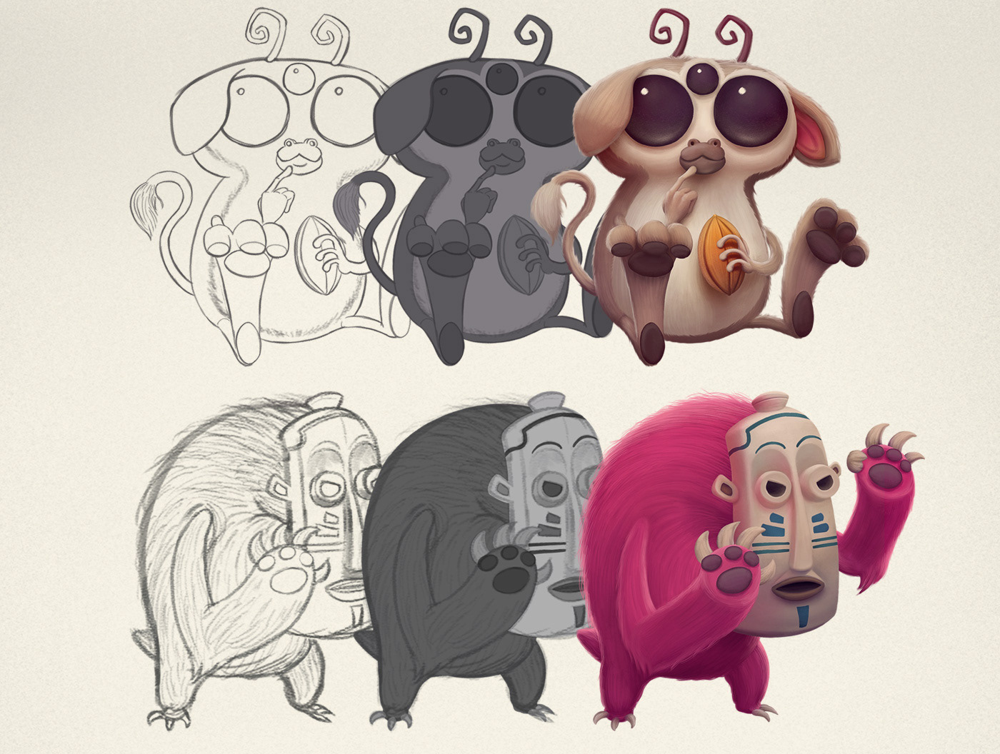 Character Design and Illustration, Cartooning