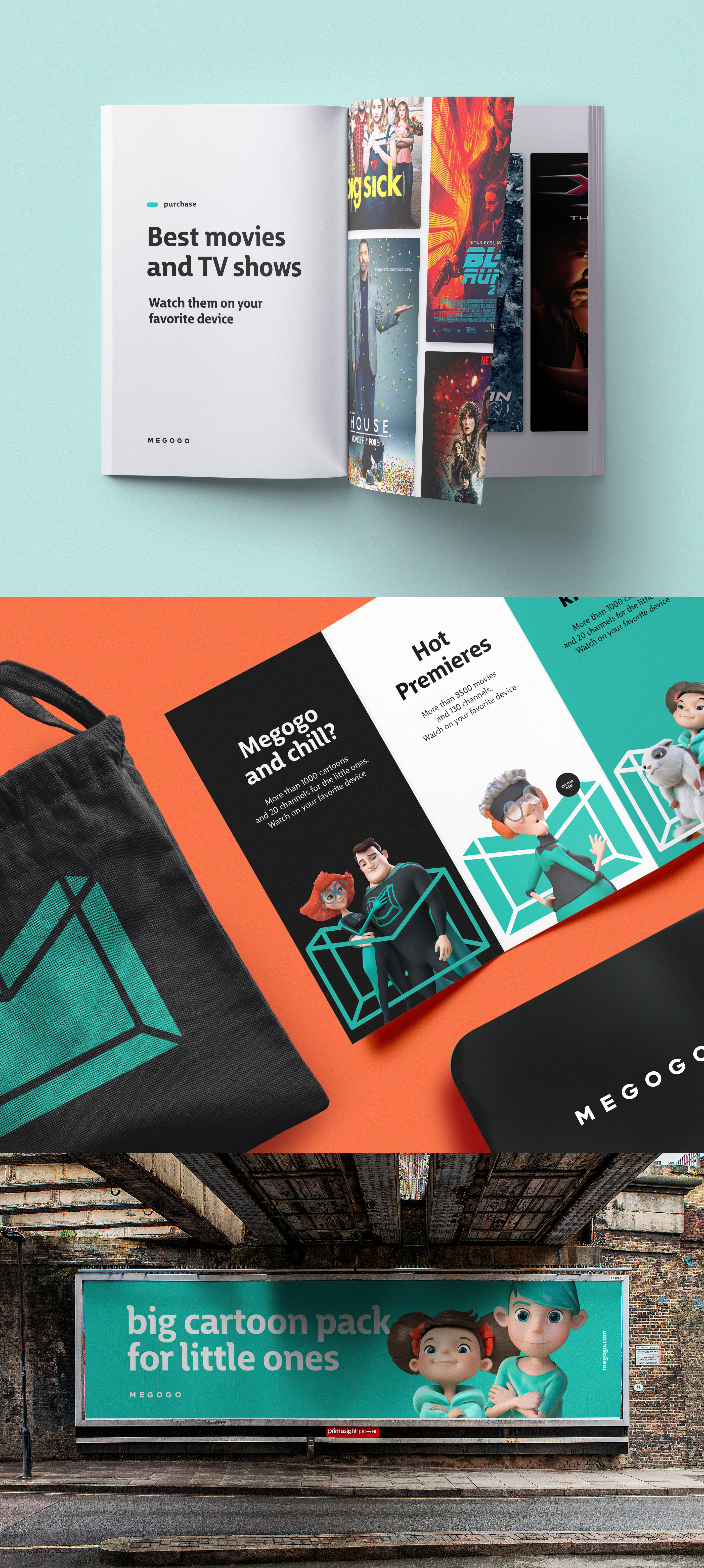 Branding and Character Design - Graphic Design