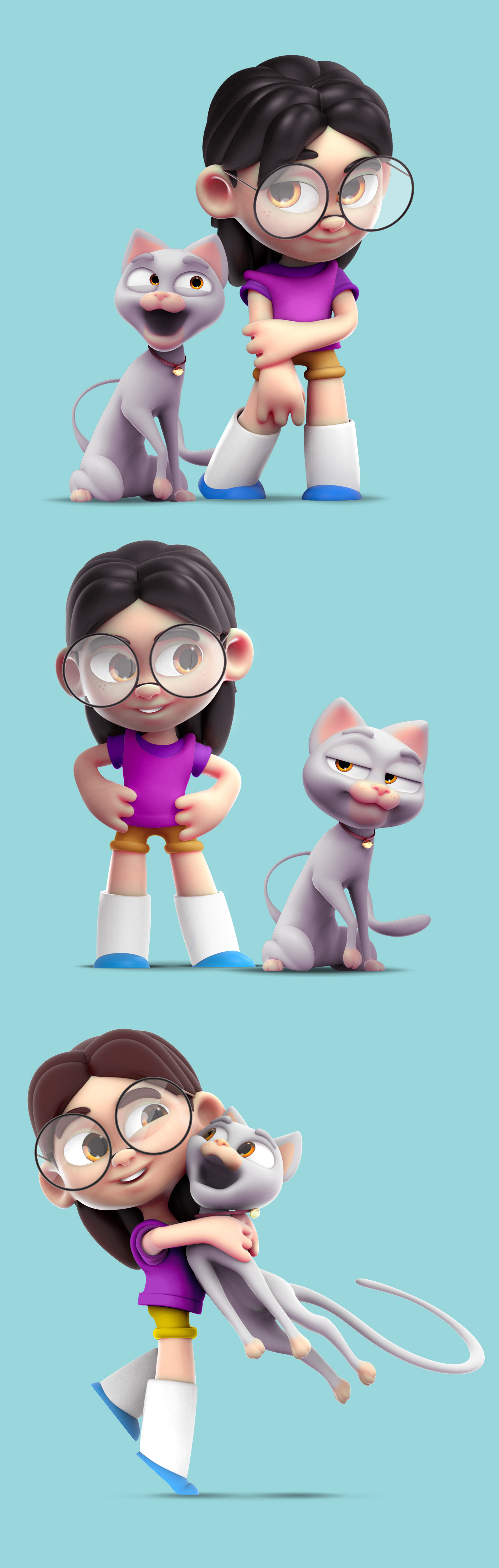 Illustration and Character Design