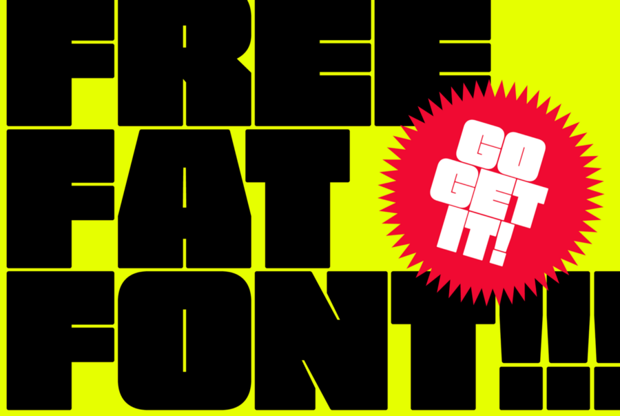 30 Great Free Fonts