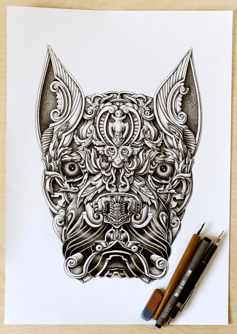 Drawing and Fine Arts and Illustration