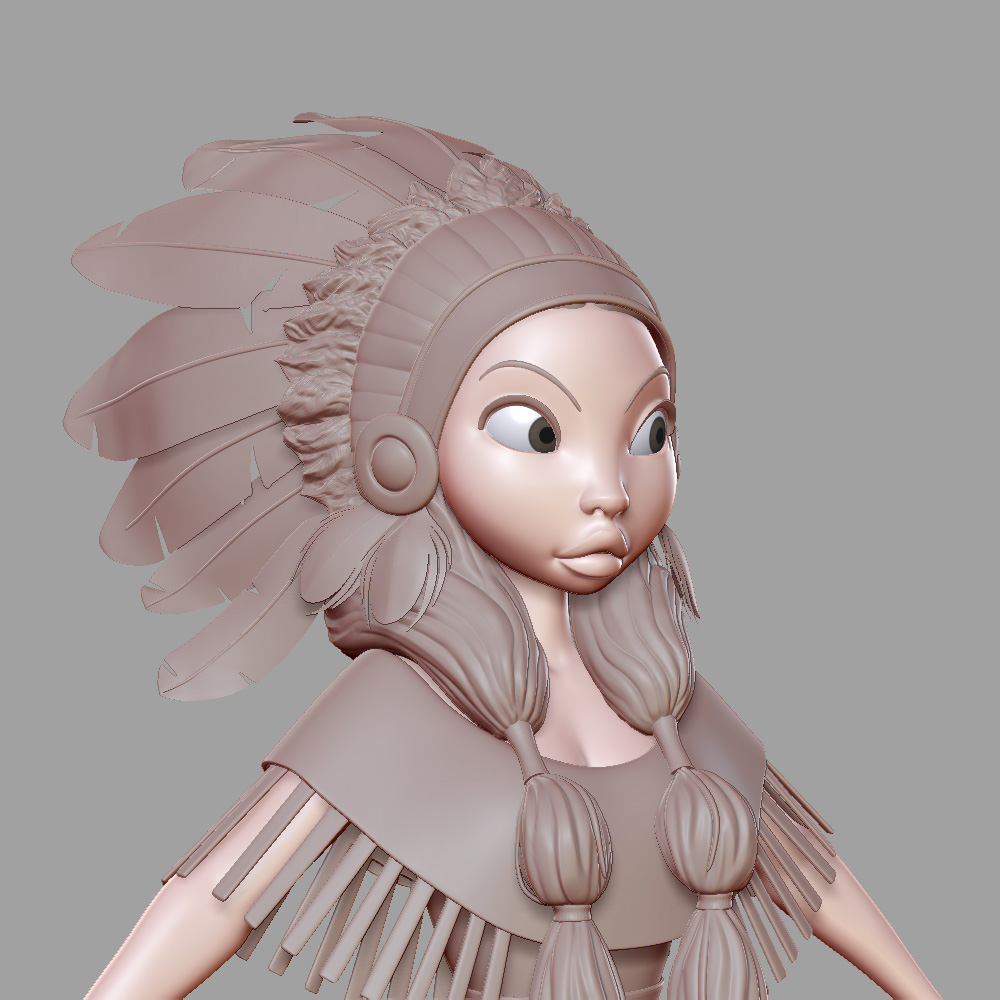 Character Design and Computer Animation