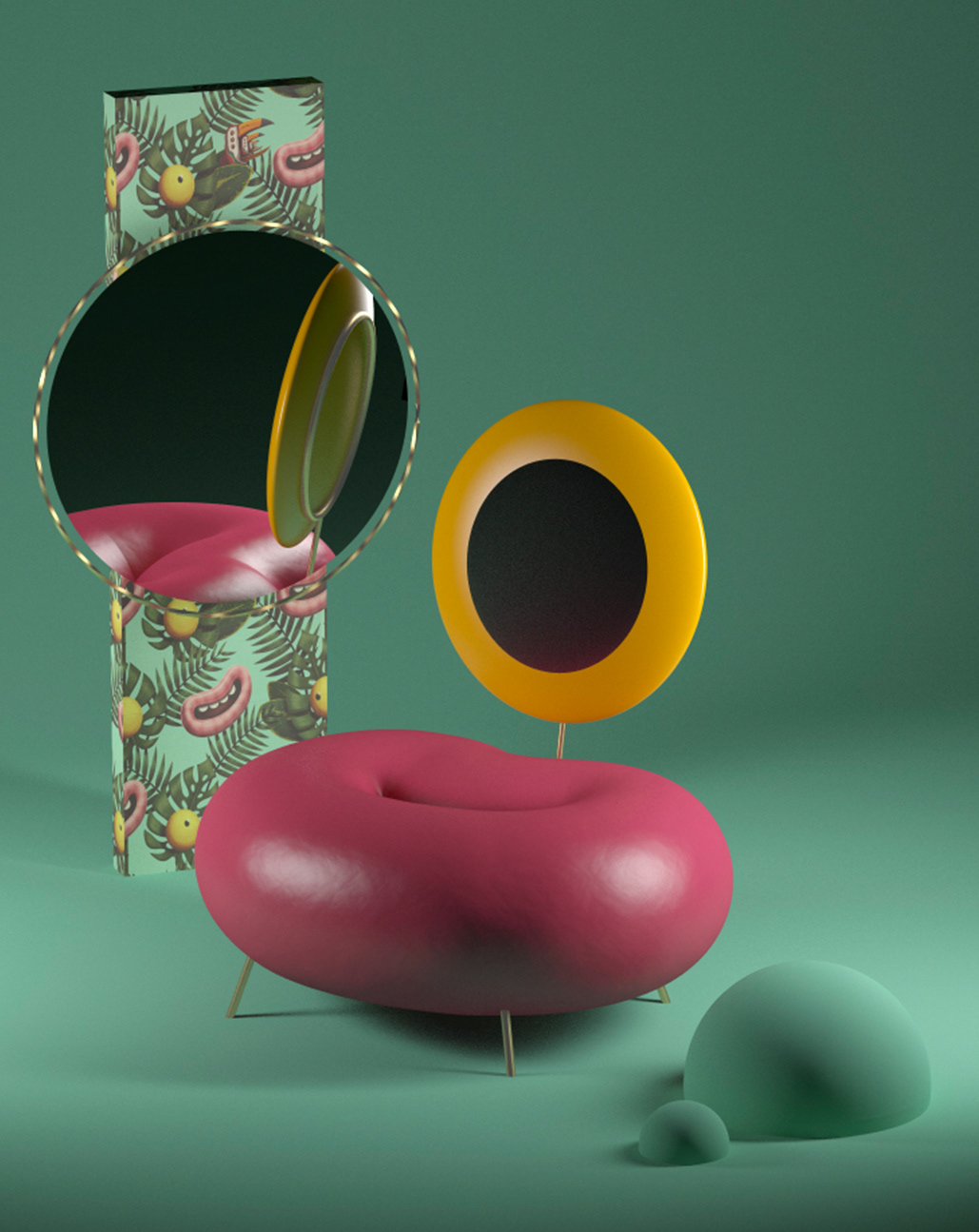 Industrial Design and Art Direction and Furniture Design
