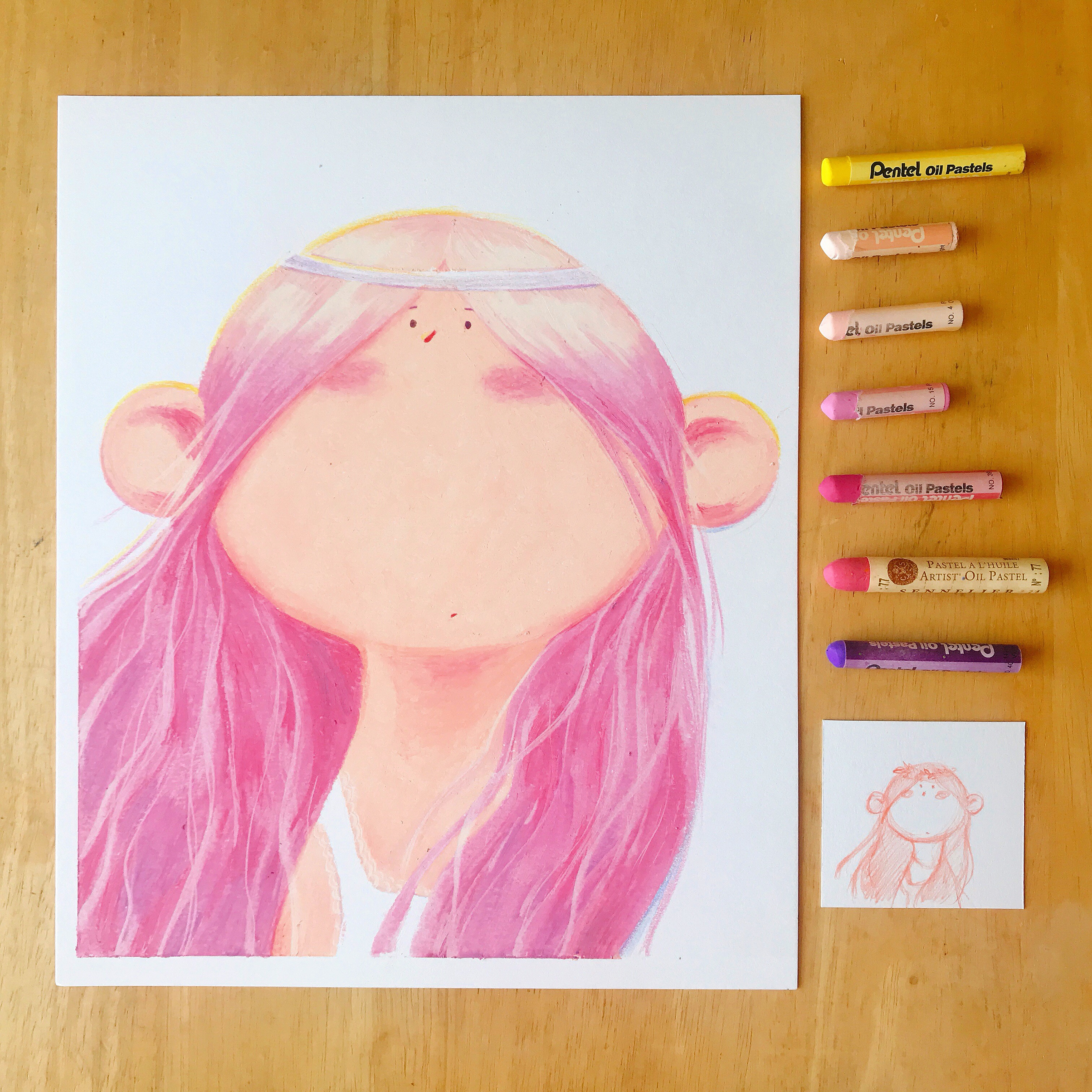 Illustration and Drawing and Painting