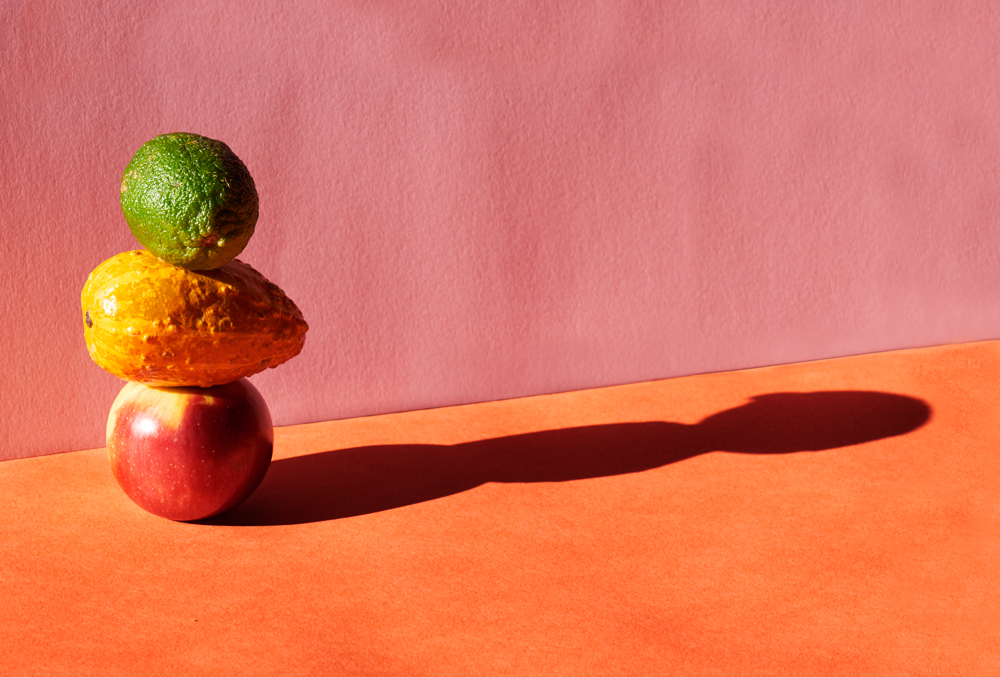 Colorful Food Compositions