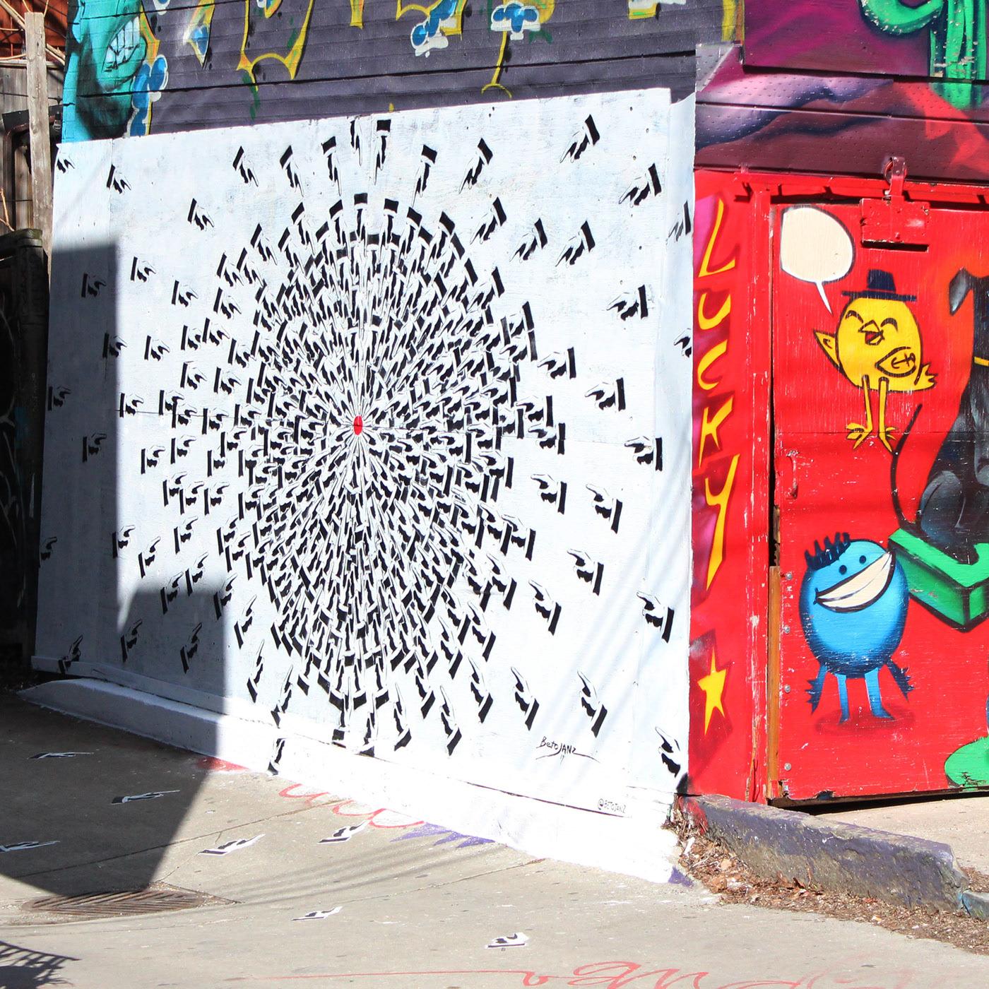 Street Art, Fine Arts