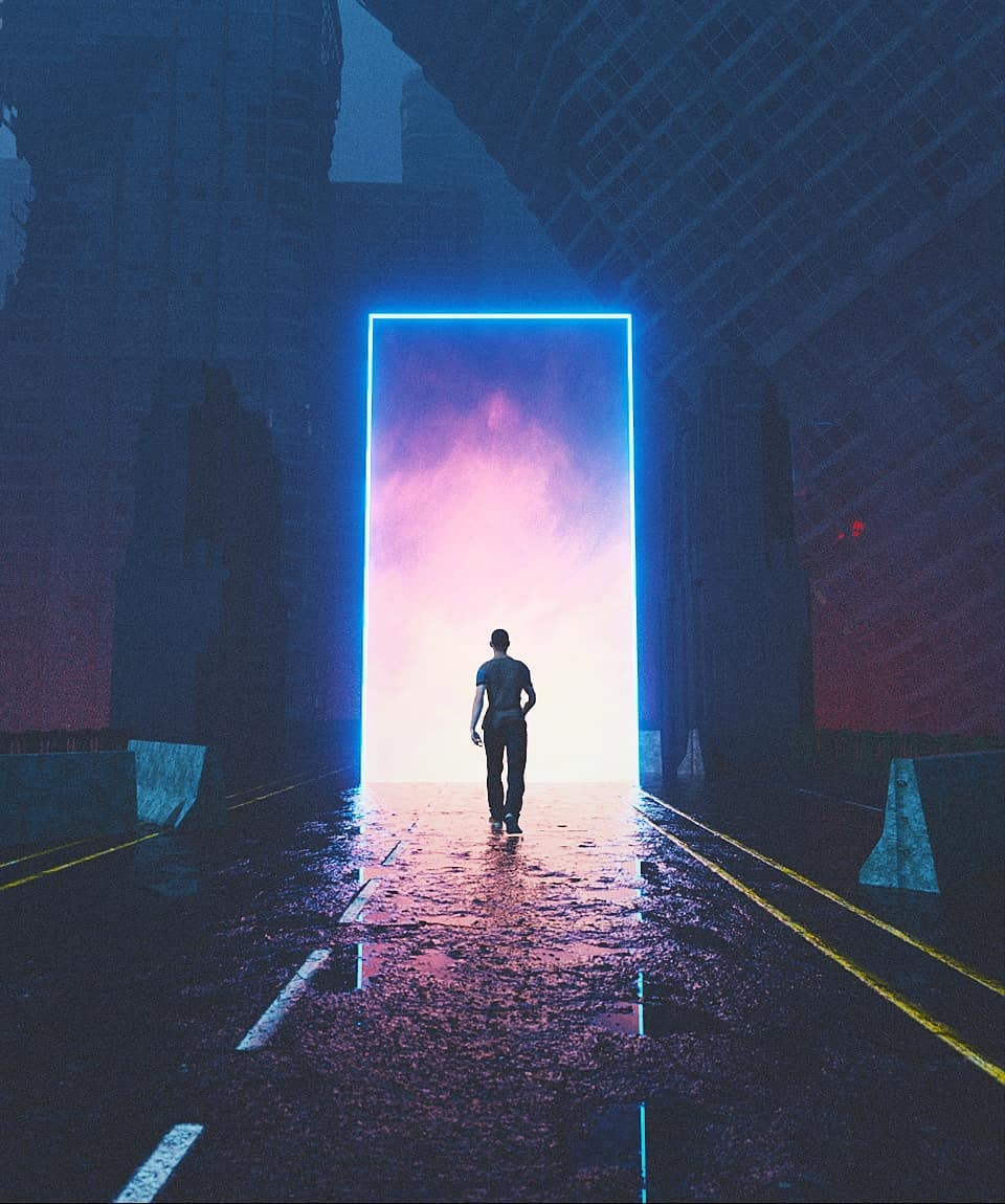 All Around Neon