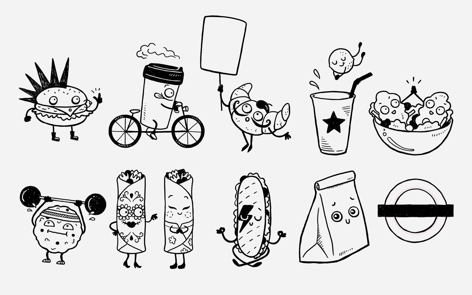 Graphic Design, Illustration
