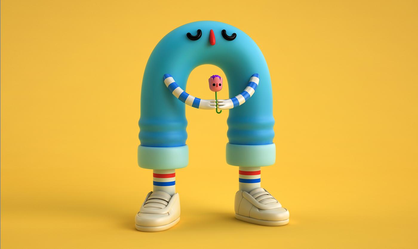 Illustration, Character Design, Animation