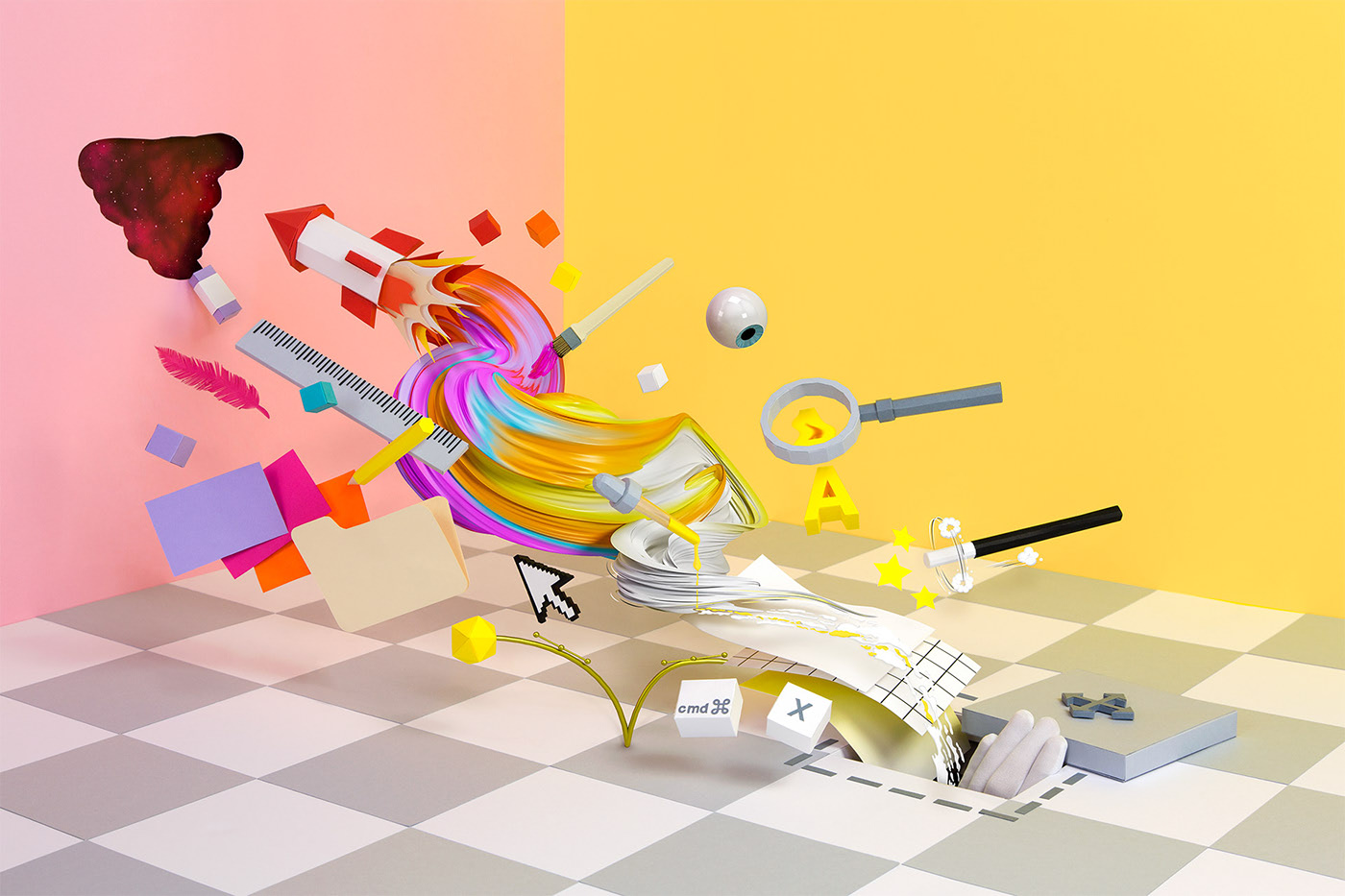 Art Direction, Creative Direction, Animation