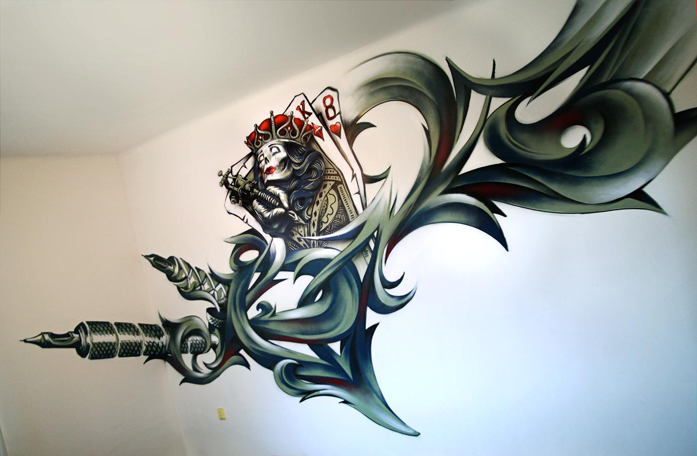 Art Direction, Graffiti, Street Art