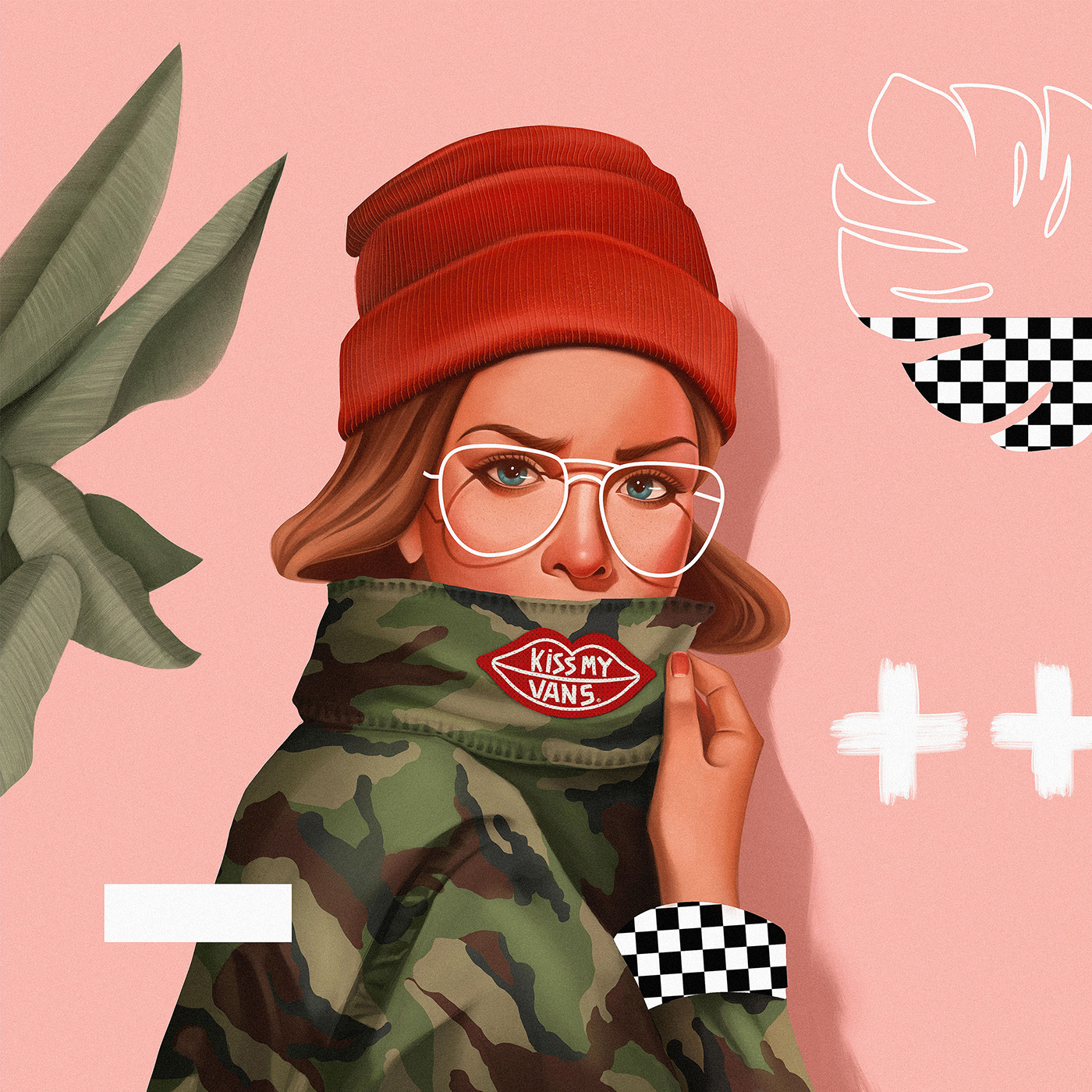 Illustration, Art Direction, Graphic Design
