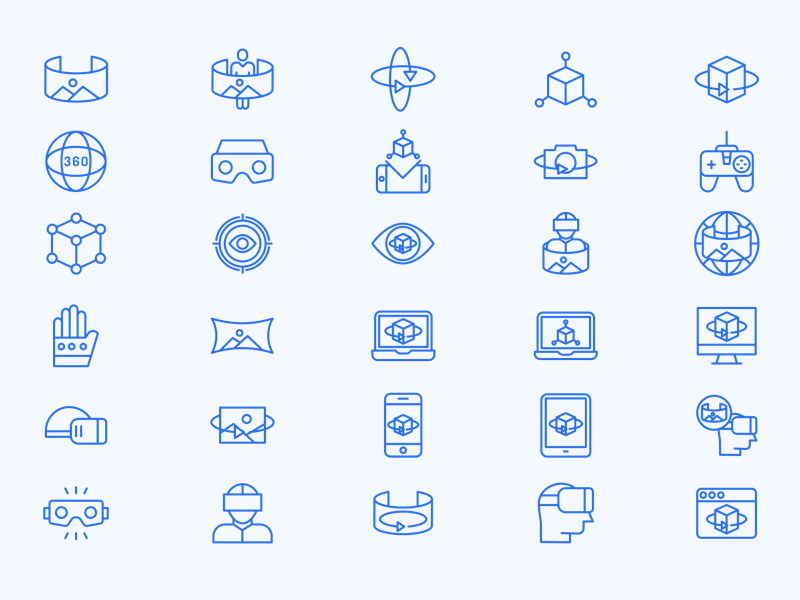 27 Awesome Free Icon Sets for Sketch