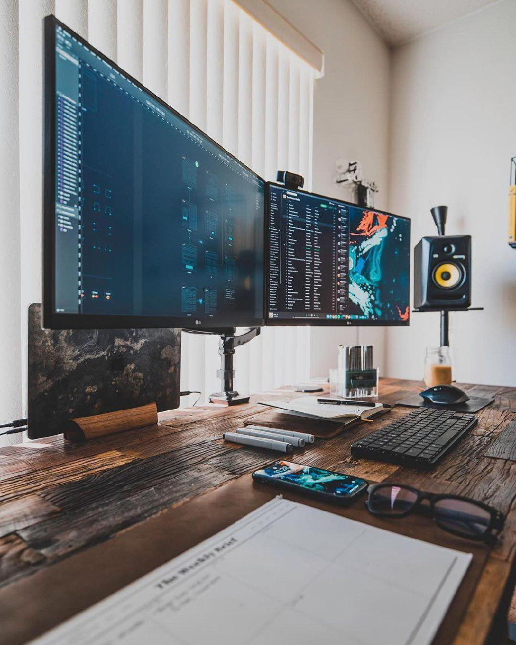 Setup and Workspace inspiration
