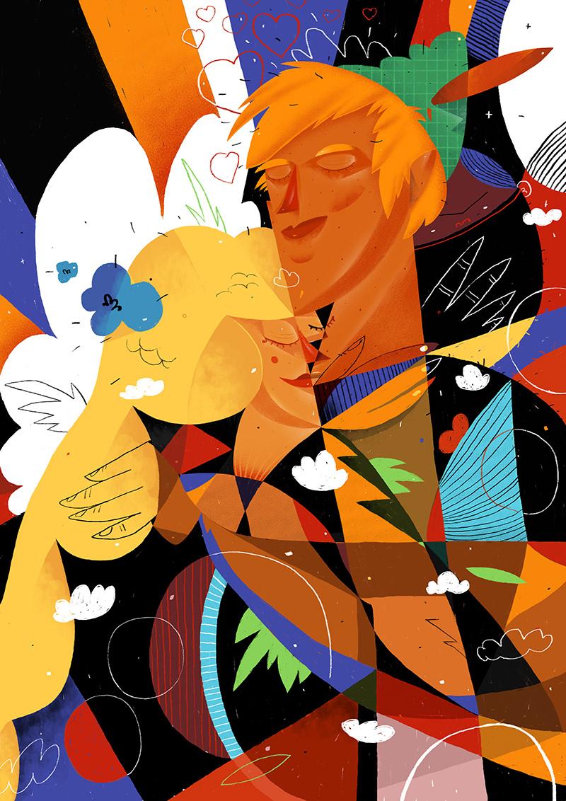 Illustration, Digital Art