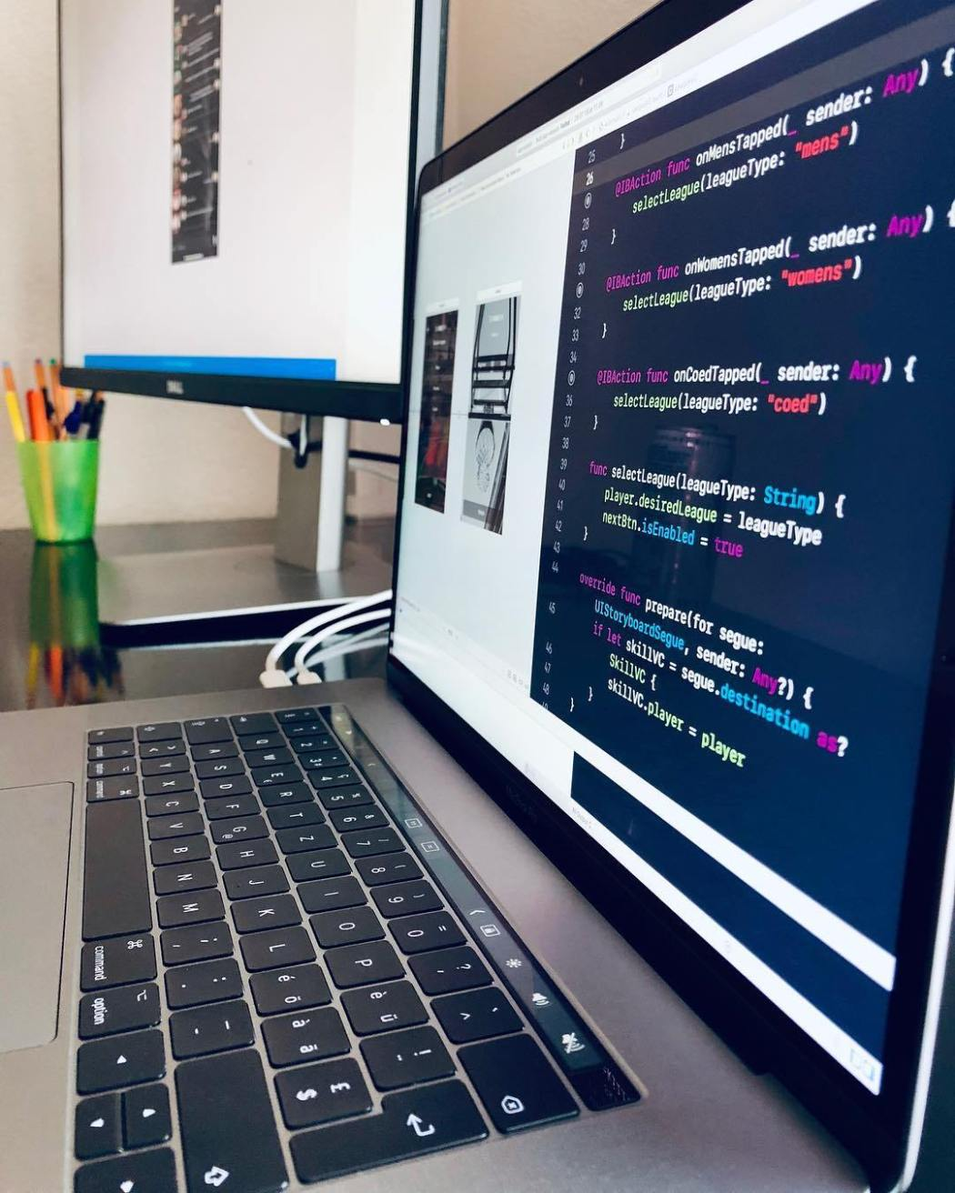 Setup and Workspace inspiration