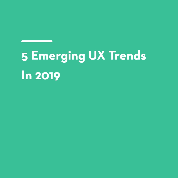 ux trends Archives - Graphic Design Inspiration