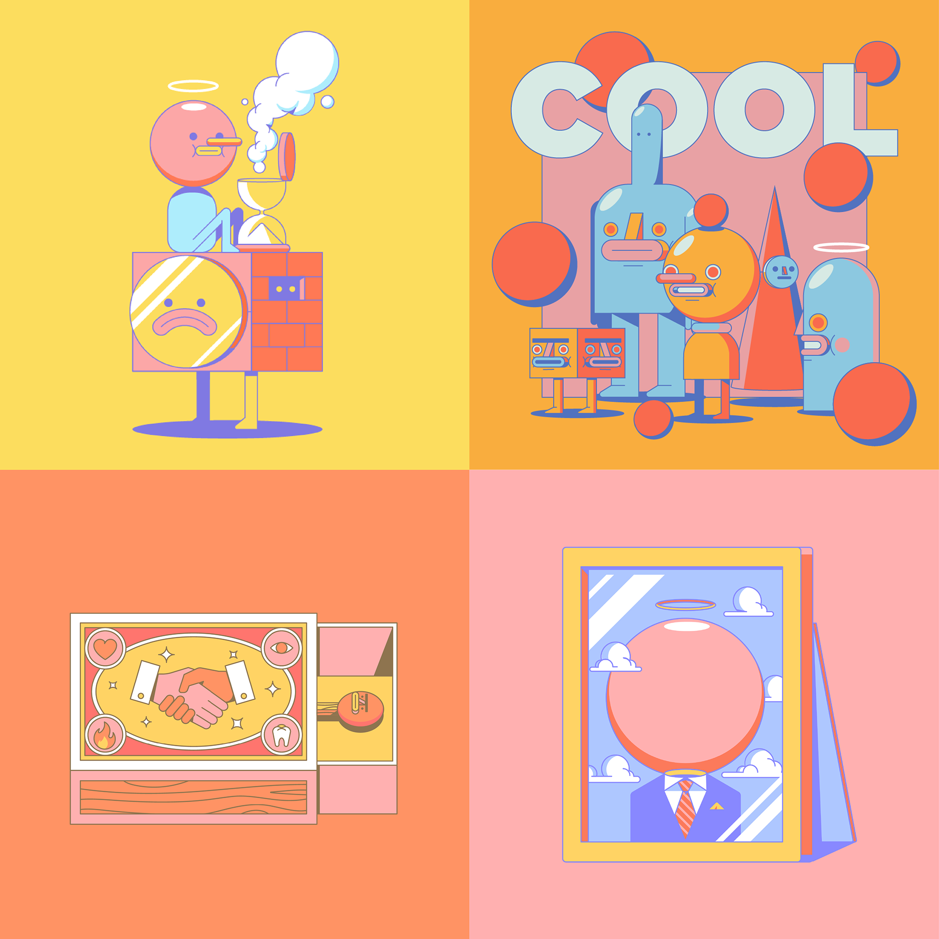 Graphic Design, Illustration, Digital Art