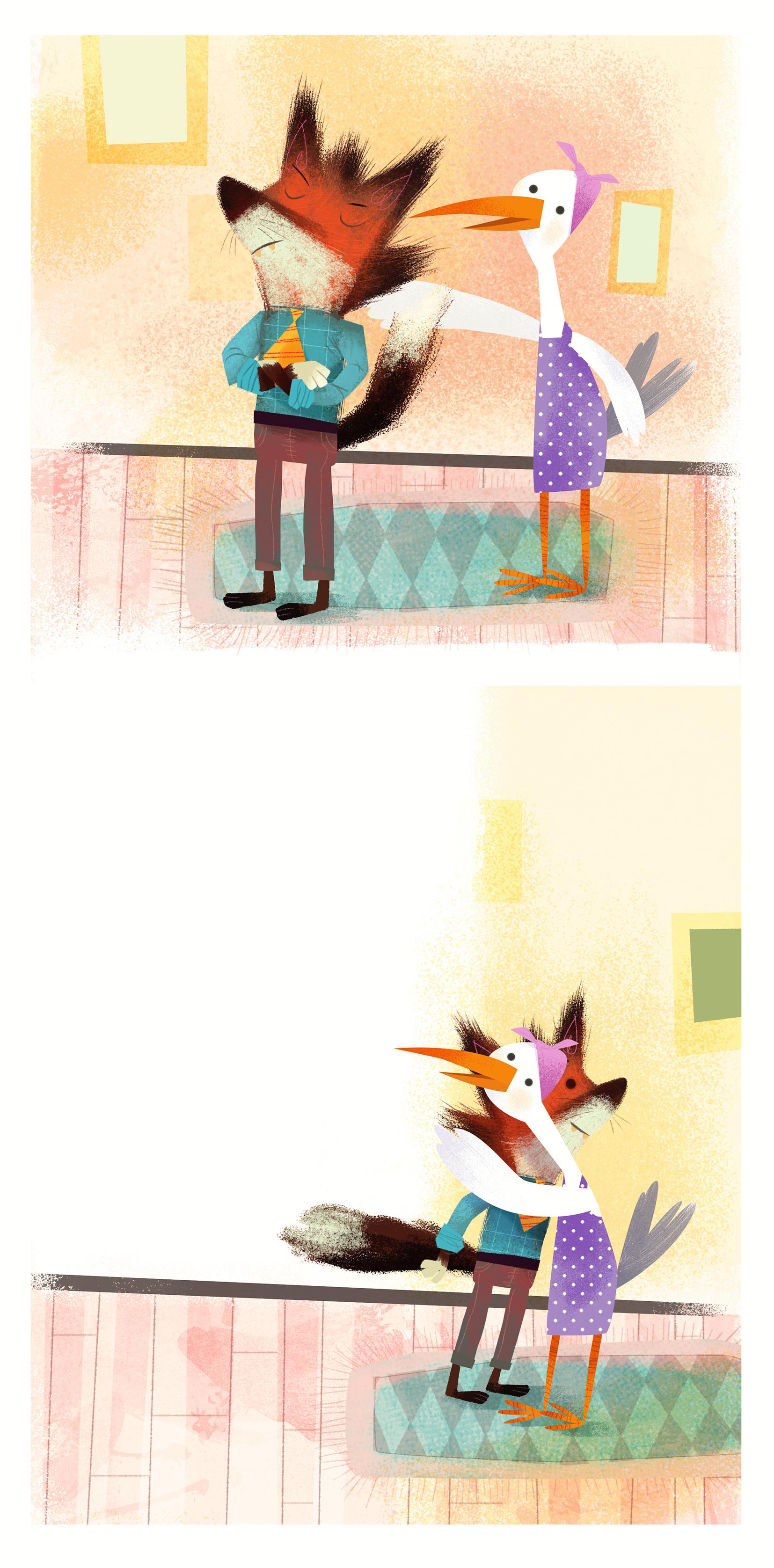 Illustration, Character Design, Digital Art