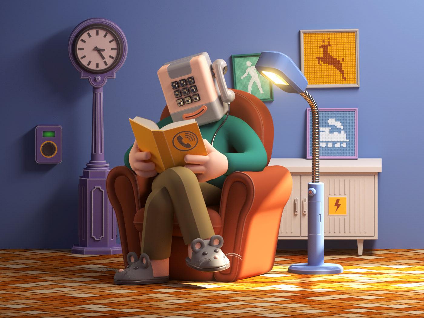 Character Design, Digital Art, Illustration